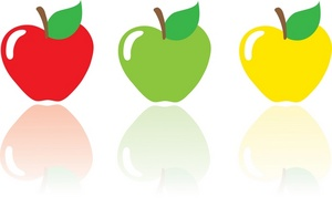 300x187 Free Apples Clipart Image 0071 0910 0216 1554 School Clipart