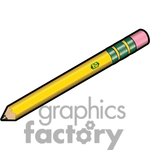 300x300 Clip Art Large Pencil Clipart Panda