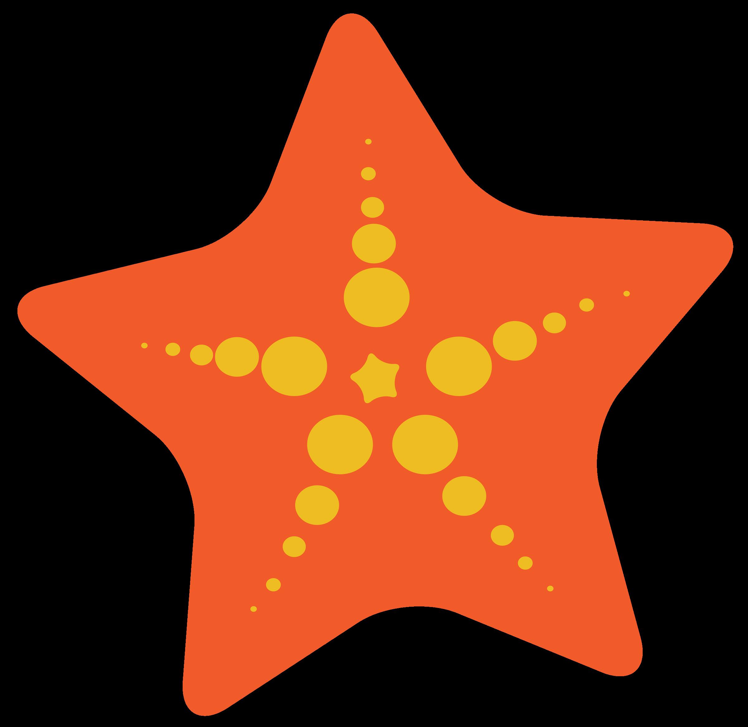 2400x2333 Top 77 Sea Star Clip Art