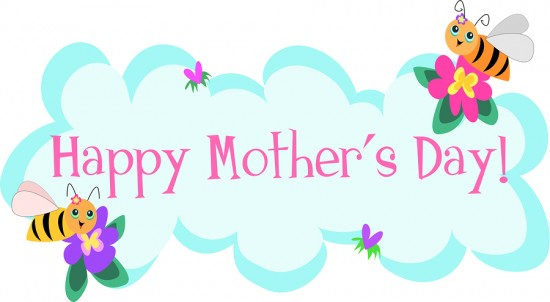 550x302 Cool Mothers Day 2018 Clipart, 3d Animated Gif Free Download