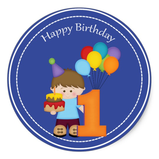1 Year Old Clipart