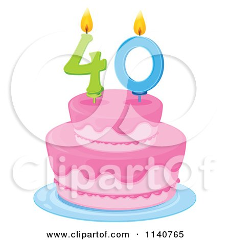 450x470 Royalty Free (Rf) Forty Years Old Clipart, Illustrations, Vector