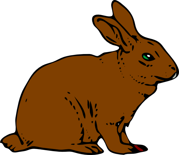 600x519 Top 73 Rabbit Clip Art