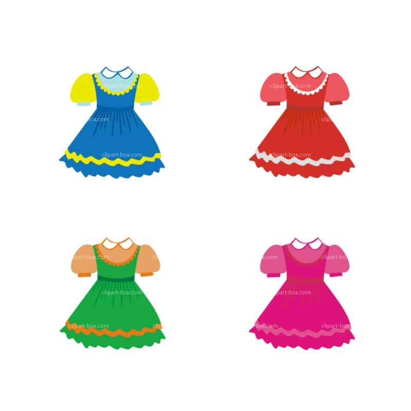 800x800 Top 85 Dresses Clip Art