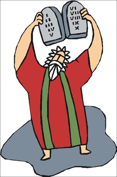 376x570 25 Best Ten Commandments Clip Art Images On Clip Art