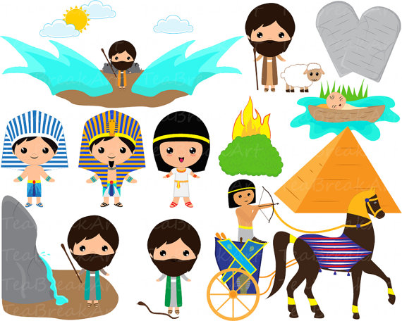 570x456 Moses Clipart Digital Clip Art Graphics For Personalcommercial