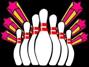 300x225 Ten Pin Bowling Clipart Free
