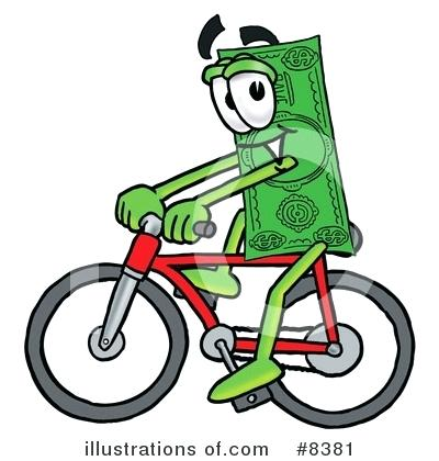 400x420 Bills Clip Art Marvelous Dollar Bill Freehand Drawn Speech Bubble