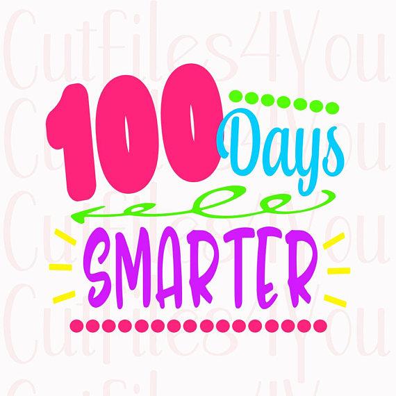 570x570 100 Days Of School, 100 Days Smarter, 100 School Days, Primary