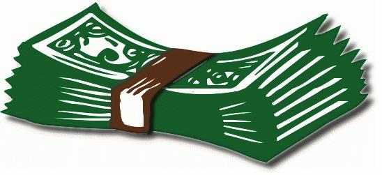 548x251 Clipart Money Bill Amp Clip Art Money Bill Images
