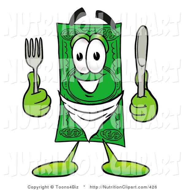 600x620 Best Photos Of Dollar Bill Clip Art