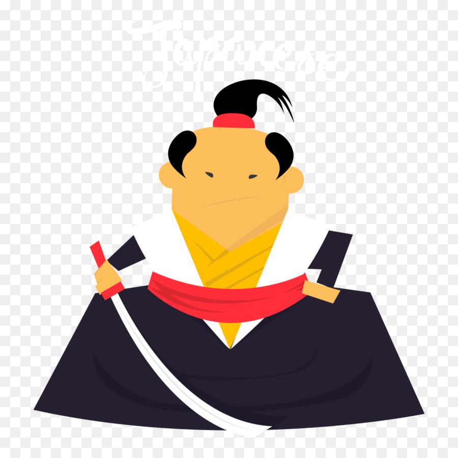 900x900 Japan Samurai Clip Art