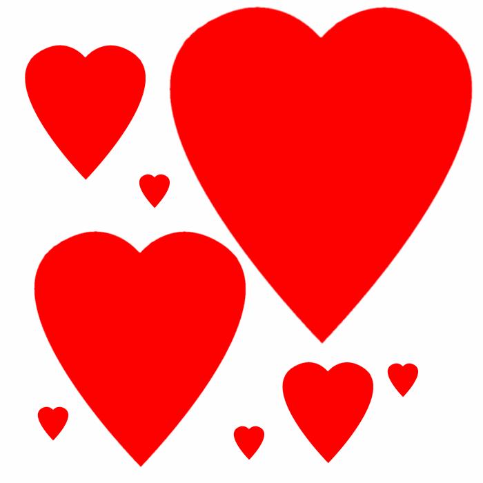700x700 Heart Clip Art