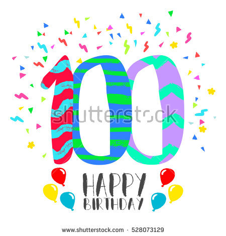 100th Day Of School Clipart Free