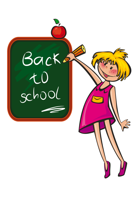 566x800 School Clipart School Days Clipart Gallery ~ Free Clipart Images