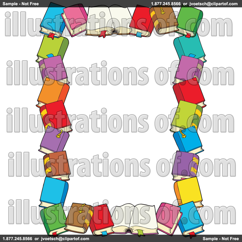 1024x1024 Free School Border Clipart 100th Day Of School Border Preview
