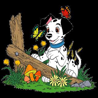 320x320 Dalmatians Puppy Clip Art