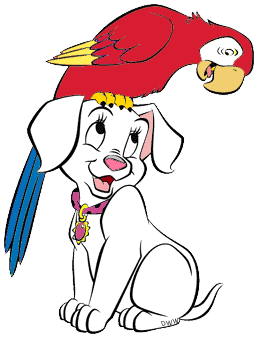 258x340 101 Dalmatians Puppies Clip Art Disney Clip Art Galore