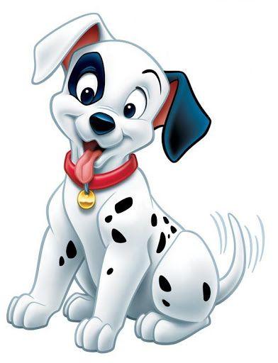 392x512 Dalmation Poo And Friend S 101 Dalmatians