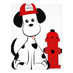 236x236 Dalmation Firefighter Hat Fire Hydrant Cipart Clipart