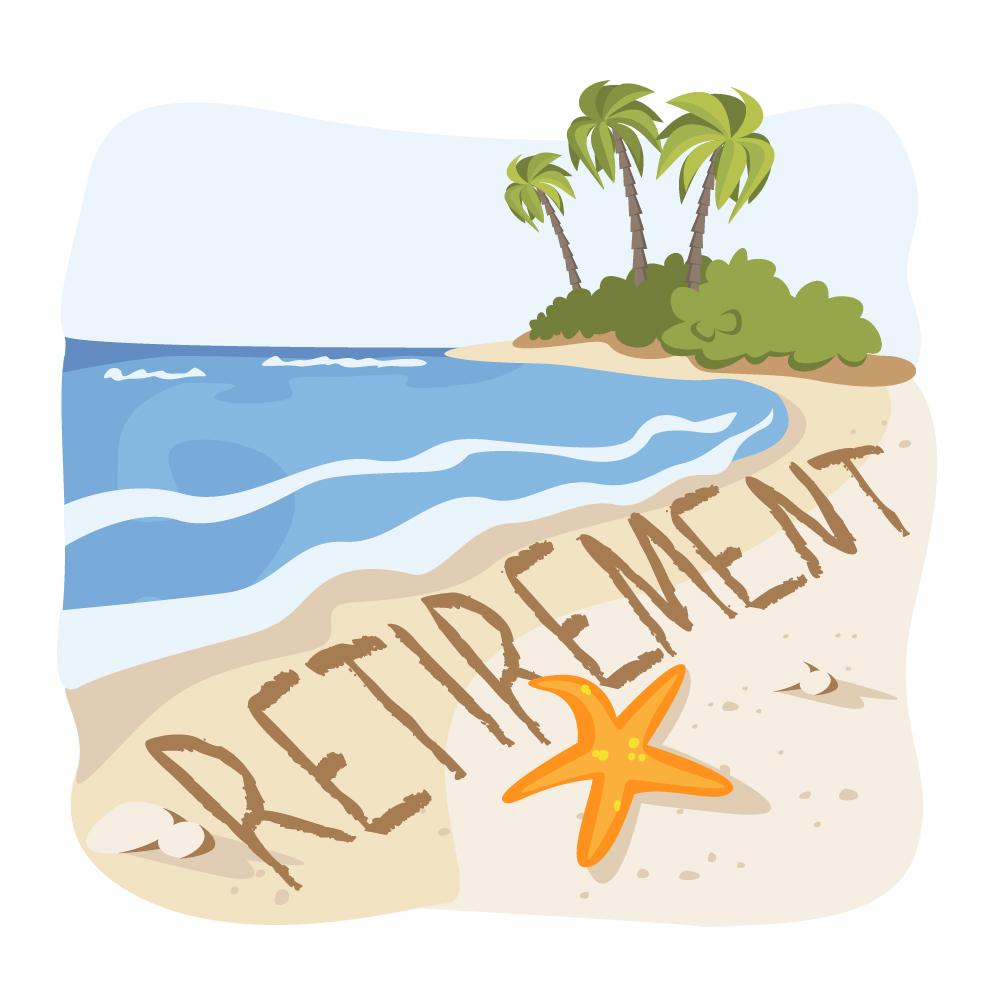1000x1000 Retirement Clip Art 12