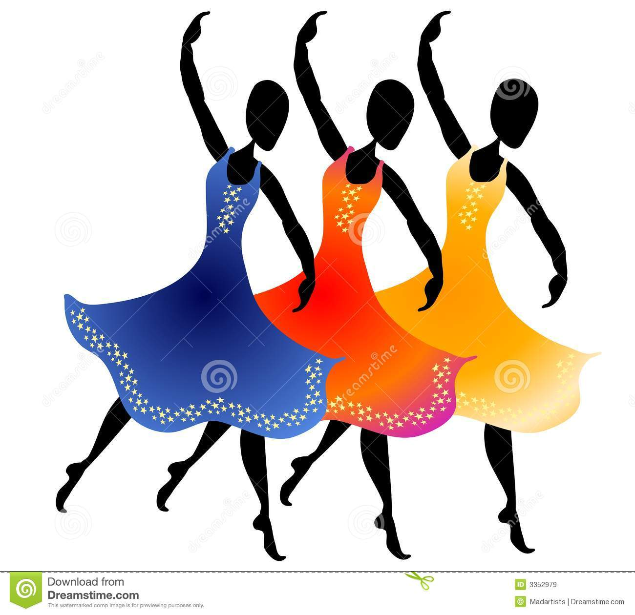 1300x1260 Dancing Free Monday Clipart