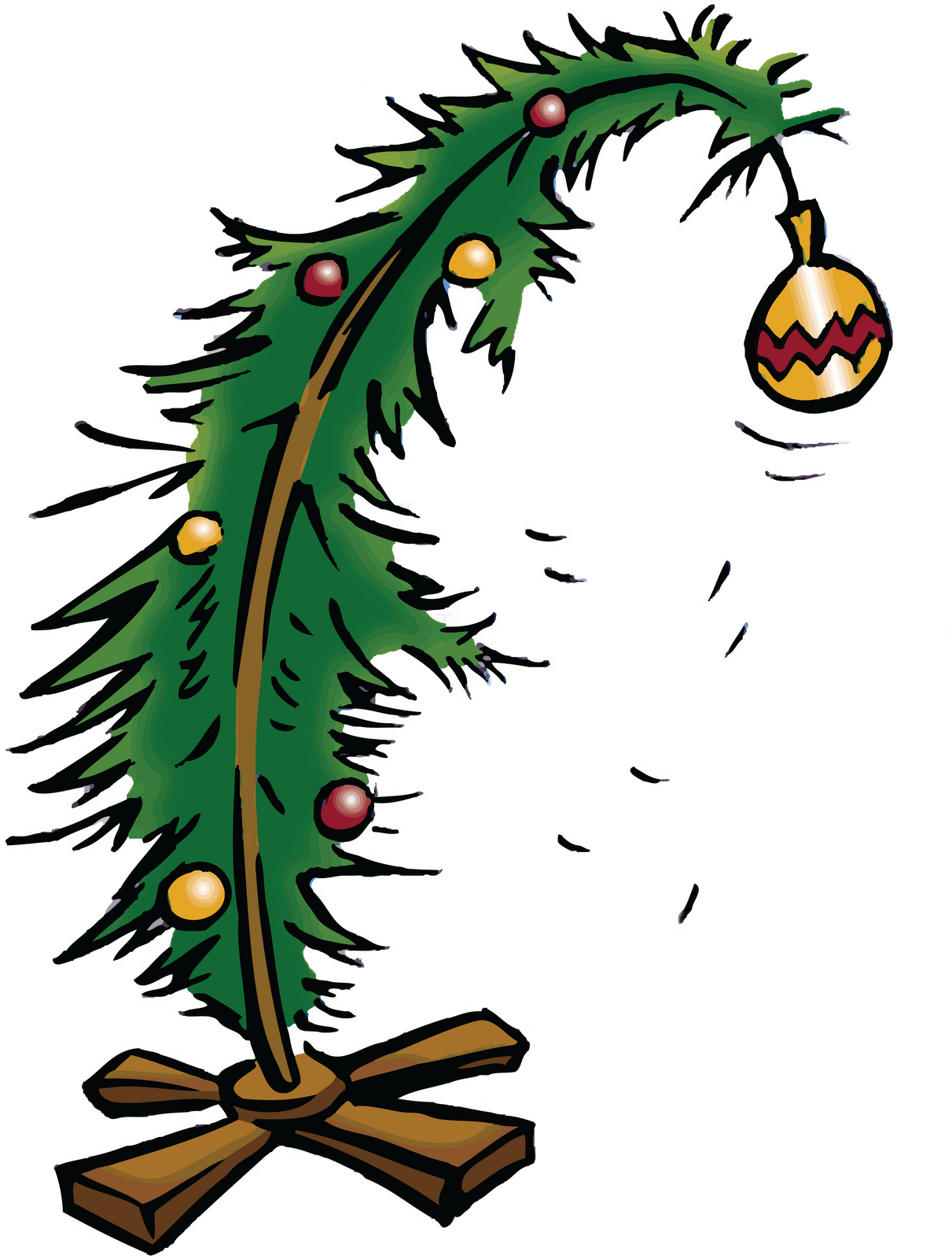 1211x1600 Tall Skinny Christmas Tree Clip Art
