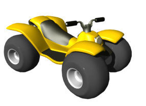 286x208 Four Wheeler Clipart Group