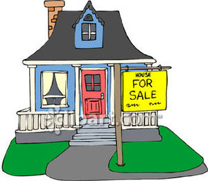 300x261 House Sale Clipart Amp Look At House Sale Clip Art Images