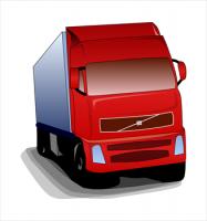 187x200 Free Trucks Clipart