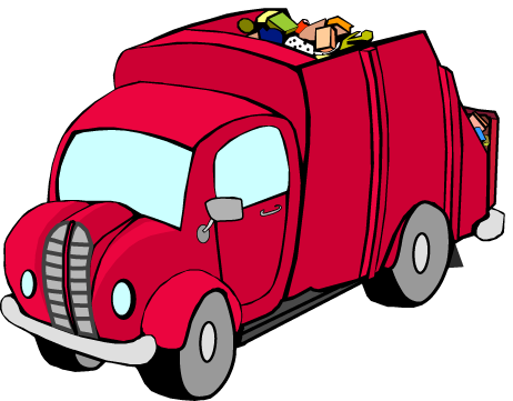 462x361 Garbage Truck Pictures For Kids