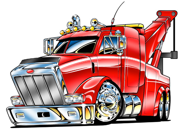 648x461 18 Wheeler Flatbed Clip Art. Pickup Truck Coloring Page Free
