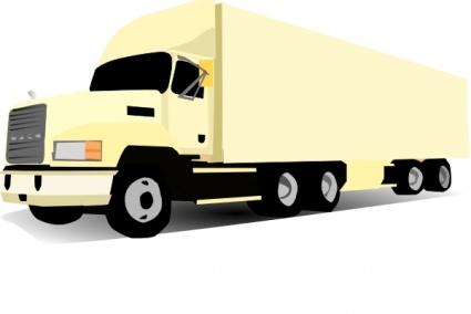 425x284 18 Wheeler Truck Clip Art Clipart Panda