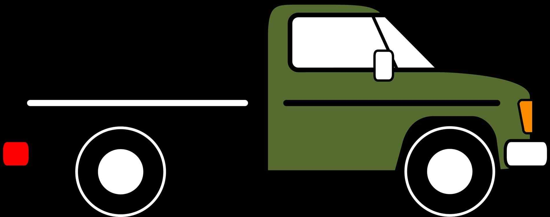 1900x751 Blank Truck Clipart Equipment Needed For Wireless Network