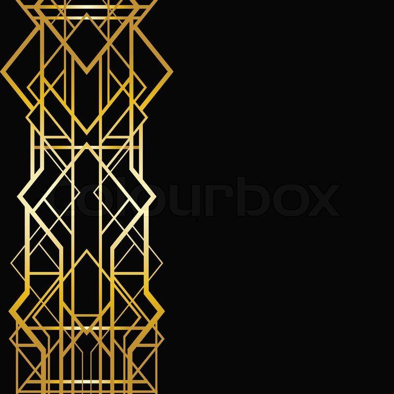 800x800 Image Result For 1920s Art Nouveau Clip Art Art Deco