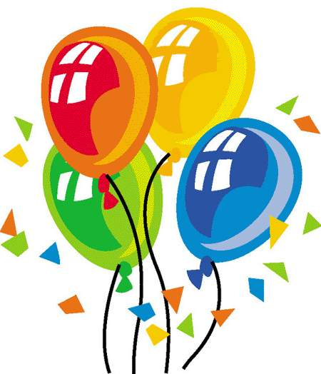450x524 Free Celebration Clip Art Pictures
