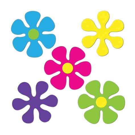 475x475 Free Hippie Flowers Clip Art 70s Flower Free Cliparts That You Can
