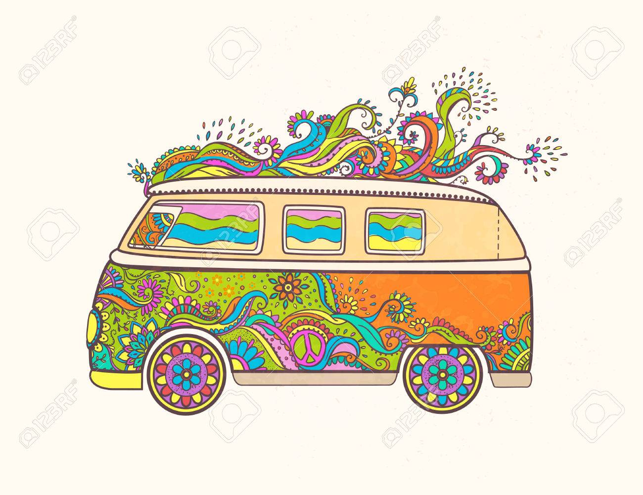1300x1000 Interesting Design Ideas Hippie Clipart Digital Clip Art Peace