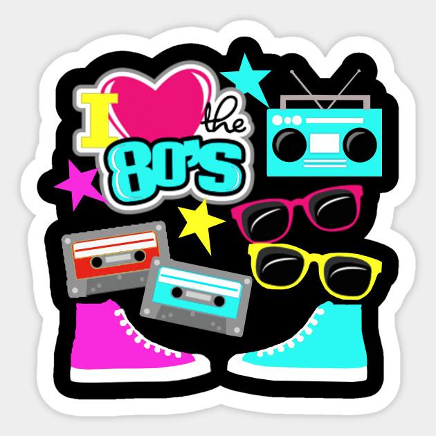 630x630 I Love The Eighties! I Love The 80'S