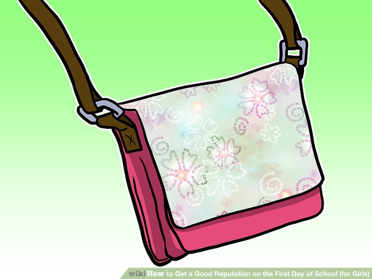 728x546 Bag Clipart First Day School 3044795