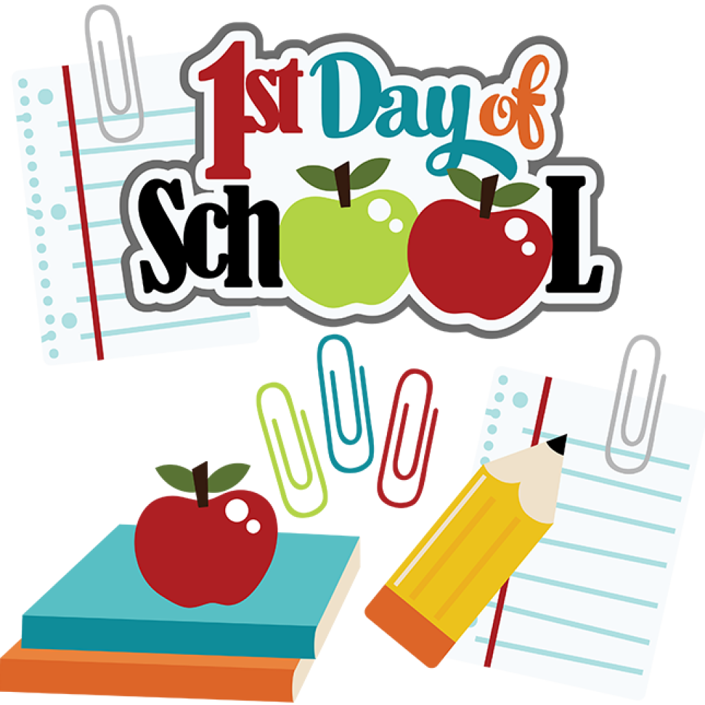 1024x1024 First Day Of School Clipart Thanksgiving Clipart