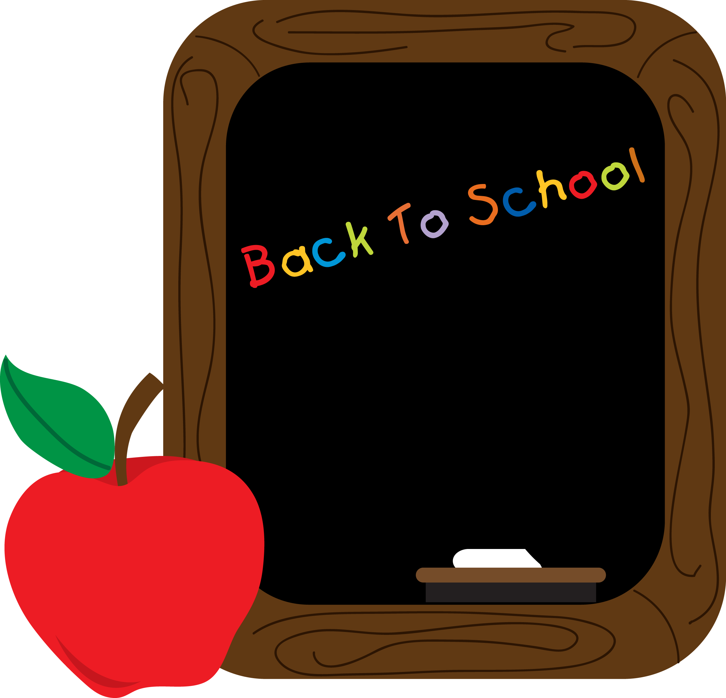 2451x2356 Free Back To School Clip Art Clipart
