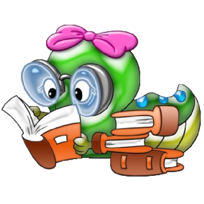 400x400 Funny Clipart Back To School
