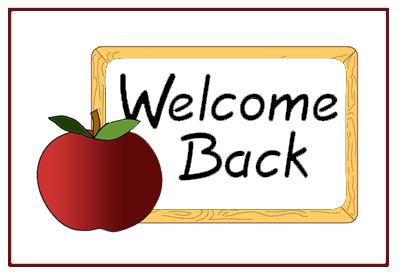 400x276 Welcome Back To School Clip Art Clipartlook