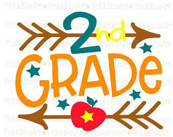 340x270 2nd Grade Arrows Svg Etsy
