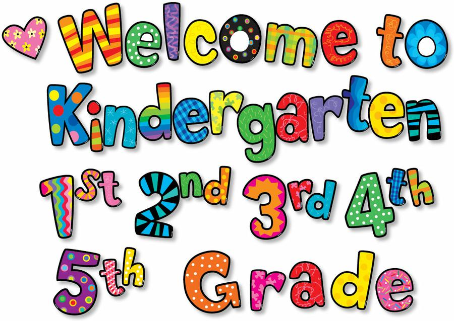 900x638 Welcome To Kindergarten Clipart Kindergarten Clip Art Blog Clipart