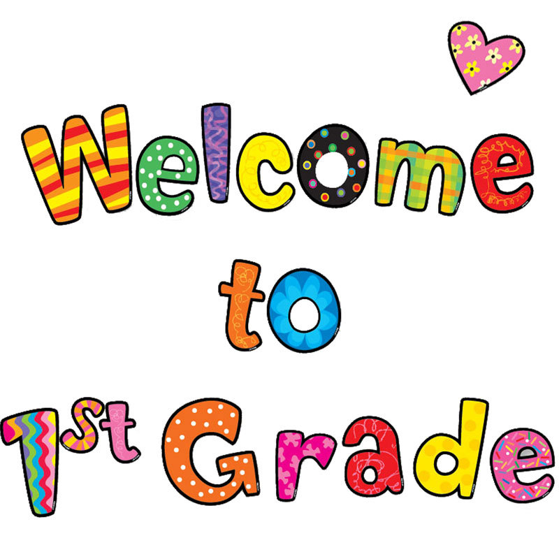 Image result for welcome to first grade clipart