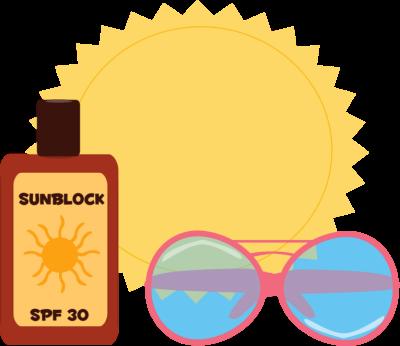 400x346 Clip Art Summer Clipart 2