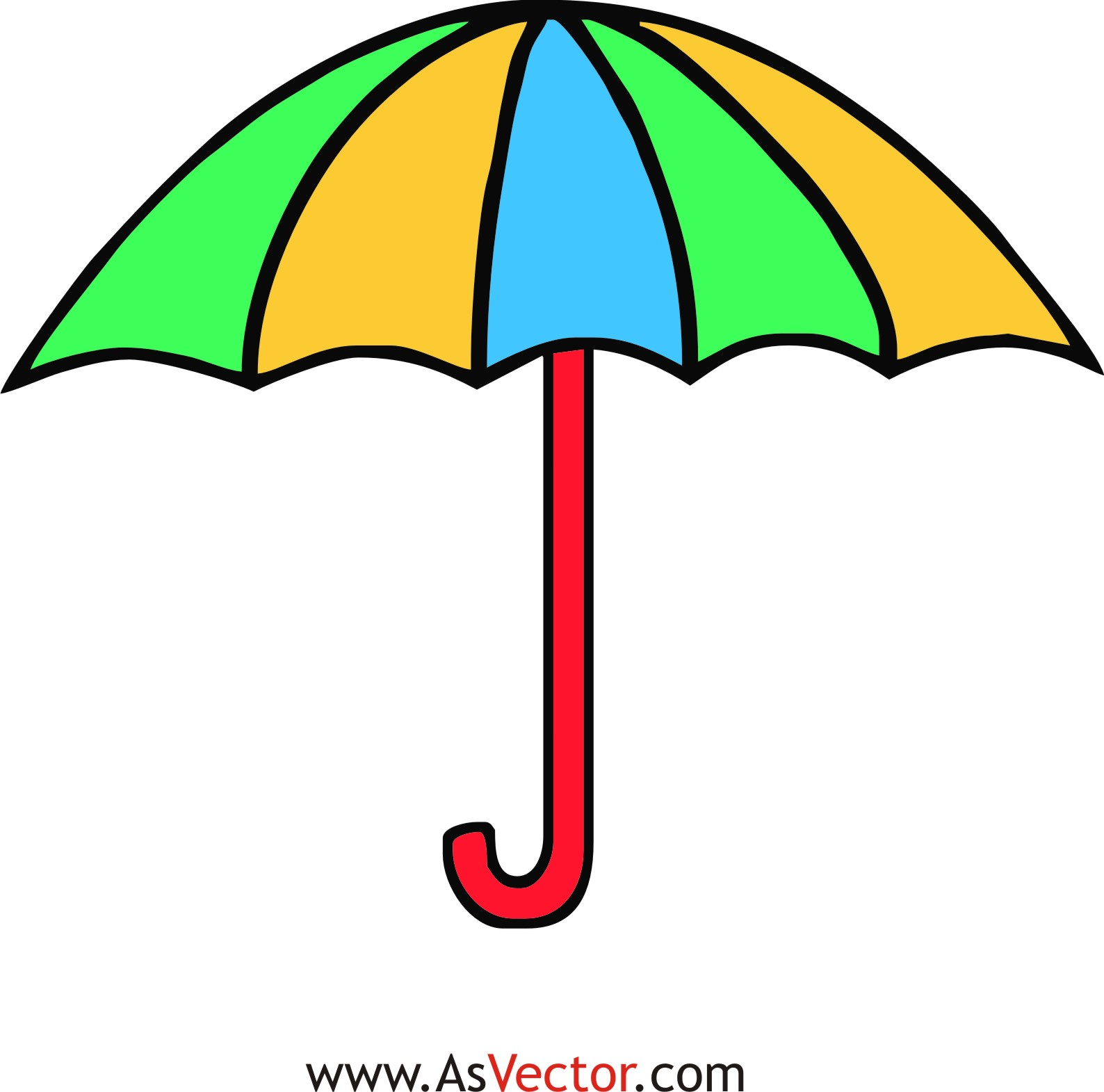 1588x1571 Free Umbrella Clipart Public Domain Umbrella Clip Art Images 2