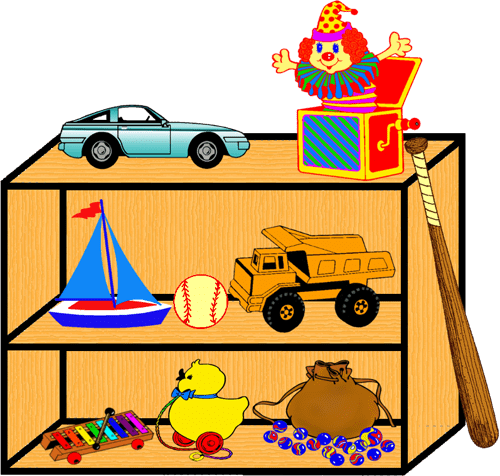 500x476 Toy Shelf 2 Png Clipart By Clipart Panda Free Clipart, Clip Art